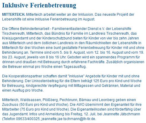 2013-07-10-Inklusive Ferienbetreuung