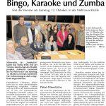 2013-10-05-Bingo, Karaoke und Zumba