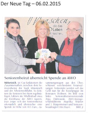 2015-02-06 Seniorenbeirat überreicht Spende an AWO png.