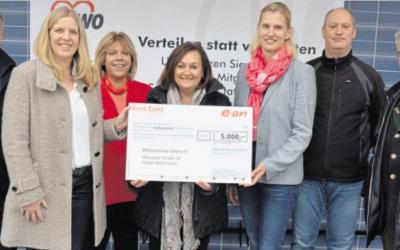 Rest-Cents für Tafel – Eon unterstützt Einrichtung mit 5000 Euro-Spende