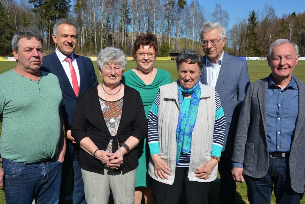 Arbeiterwohlfahrt Steinmühle würdigt langjährige und verdiente Mitglieder