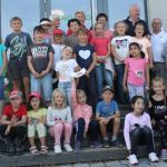 Spielspaß beim Ferienprogramm in Tirschenreuth