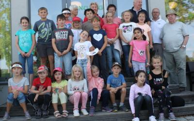 Spielspaß im Tirschenreuther Ferienprogramm