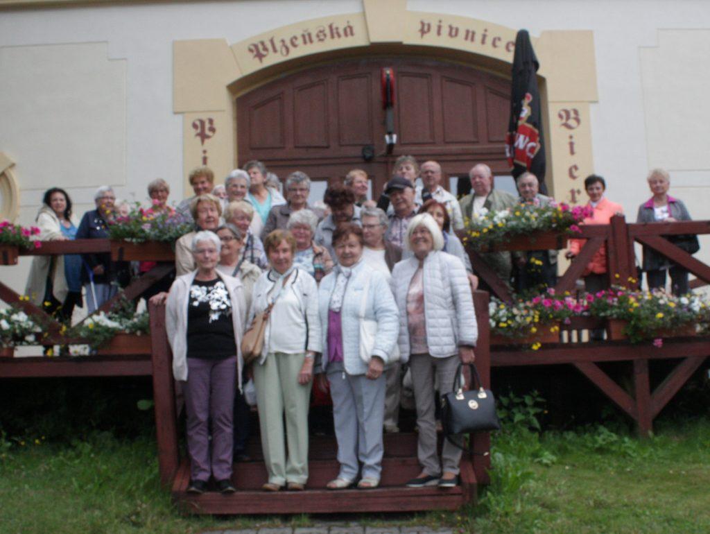Tagesausflug des AWO Ortsvereines Tirschenreuth ins Kloster Tepl