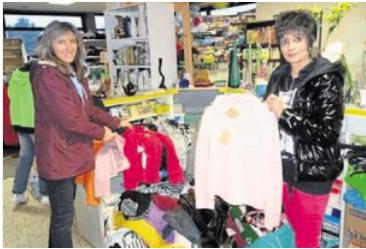 Steinwaldwichtel spenden Kleidung an Arbeiterwohlfahrt – Meist Markenware