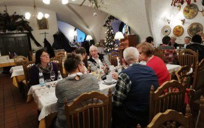 Weihnachtsfeier Ortsverein Waldsassen