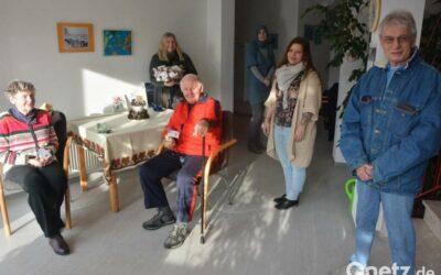 AWO bereitet Senioren in Mitterteich eine süße Überraschung