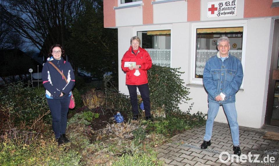 AWO unterstützt Fuchsmühler Jugendrotkreuz